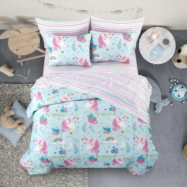 Naiara Unicorn Bedding Set - Wayfair