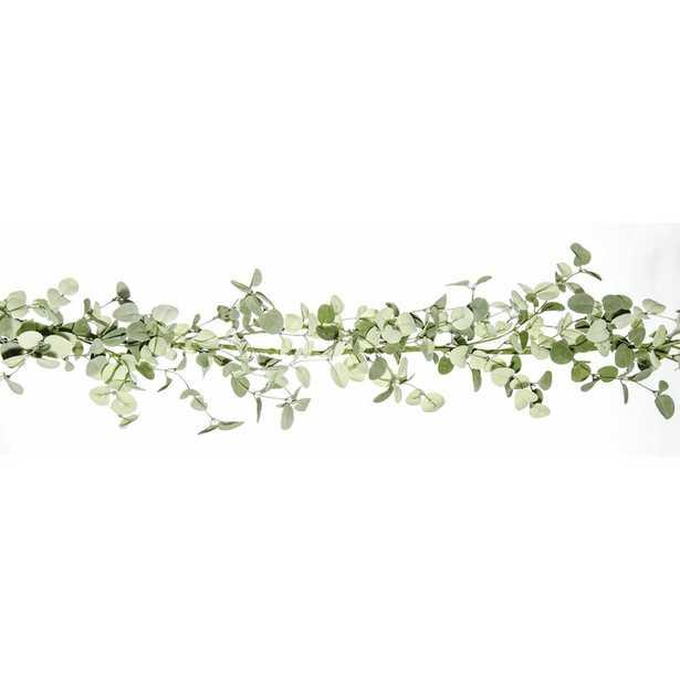6' Eucalyptus Drop Garland - Wayfair