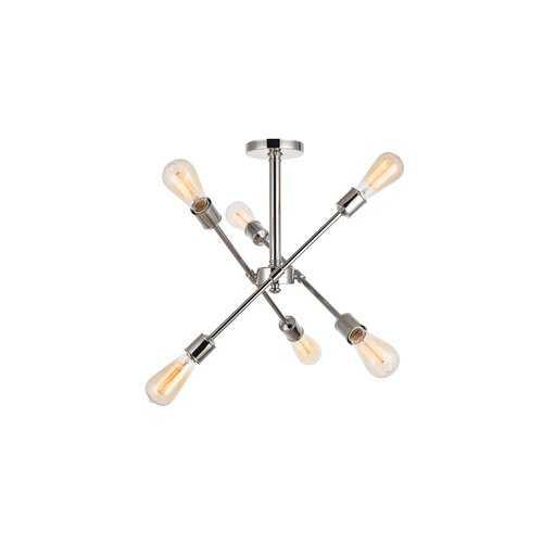 Mullet 6-Light Sputnik Chandelier - Wayfair
