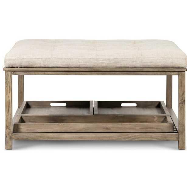 Papke Coffee Table - Wayfair