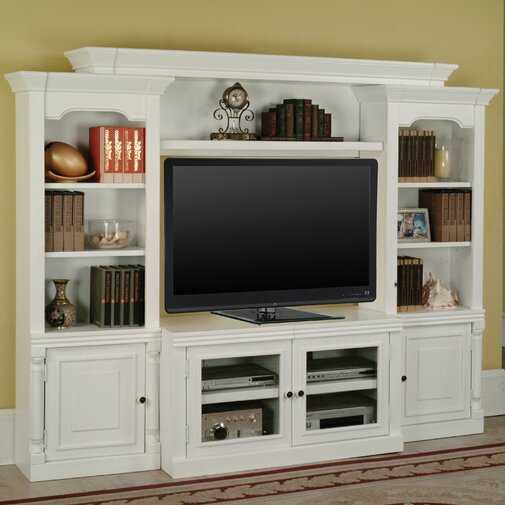 "Centerburg Expandable Entertainment Center for TVs up to 60"" - Wayfair"