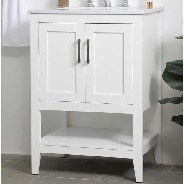 "Caoimhe 24"" Single Bathroom Vanity Set - Wayfair"