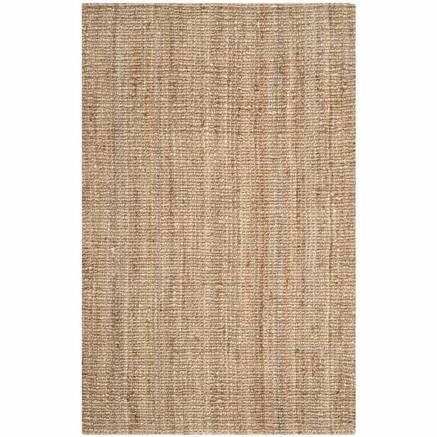 Grassmere Handmade Flatweave Jute/Sisal Natural Area Rug - Wayfair