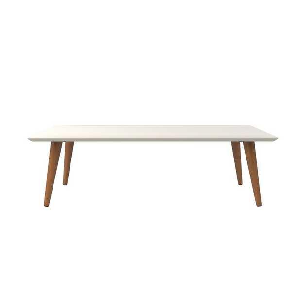 Arianna Coffee Table Set - white - AllModern