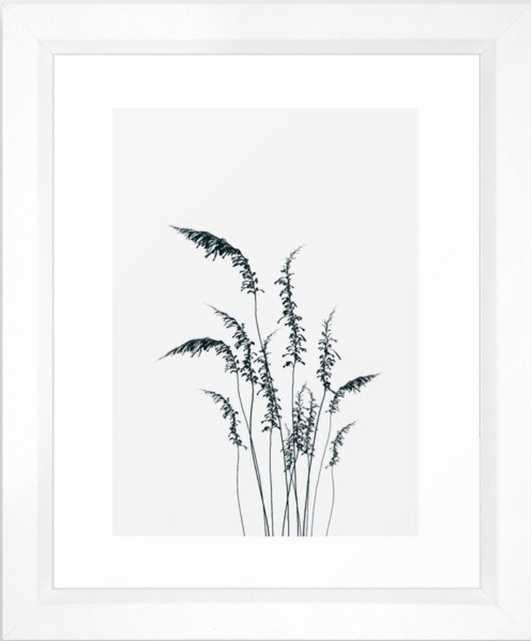 Wild Grasses Framed Art - Society6