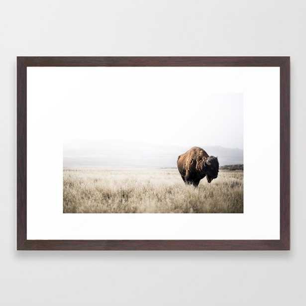 Bison Stance - Society6