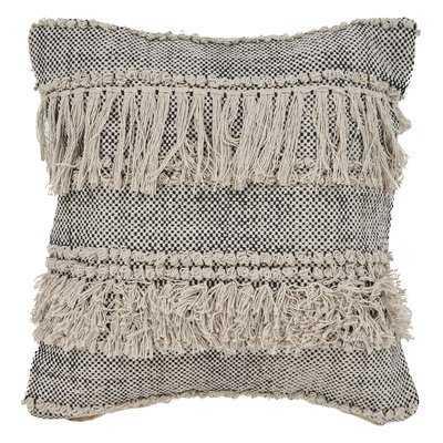 Ramsell Cozy Cotton Throw Pillow - Wayfair
