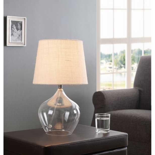 "Zavala 17"" Table Lamp - Wayfair"