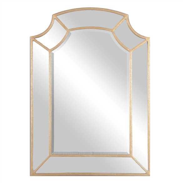 Francoli Arch Mirror - Hudsonhill Foundry