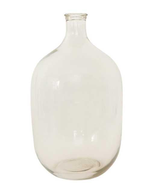 GLASS BOTTLE VASE - McGee & Co.