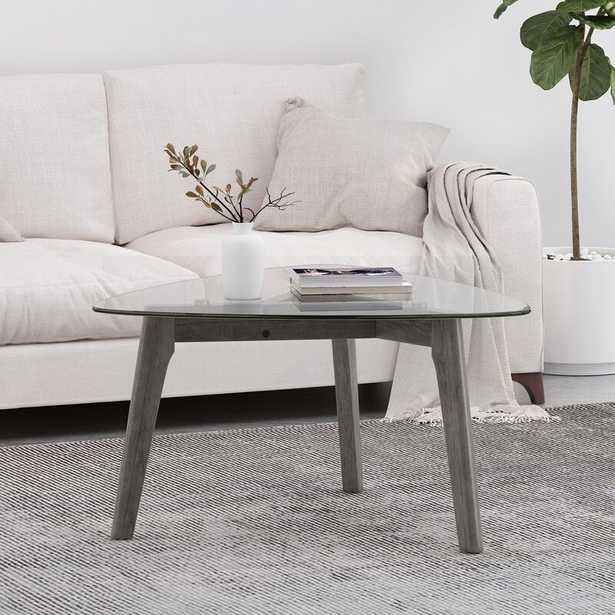3 Legs Coffee Table - Gray - Wayfair