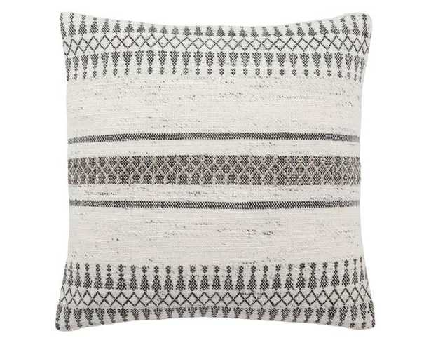 """Colten Pillow, 20""""x 20"""" insert included - Cove Goods"""