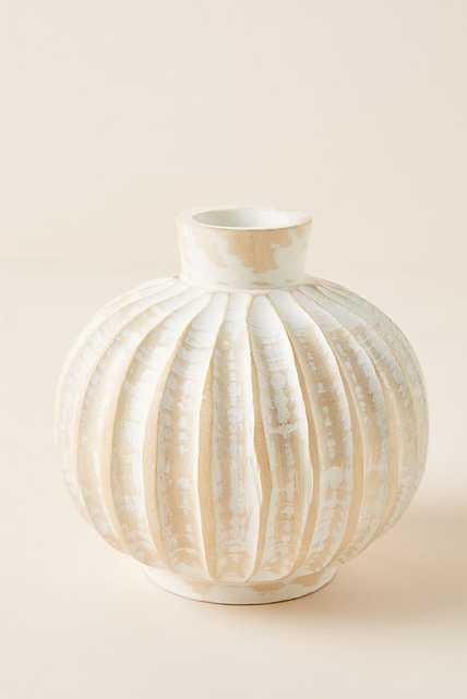 Alpine Vase, Small - Anthropologie