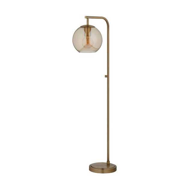 "Hingham 58.5"" Arched Floor Lamp - AllModern"