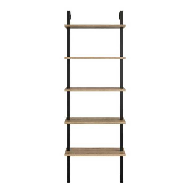 """Innes 68.5"""" H x 23.6"""" W Ladder Bookcase - Wayfair"""