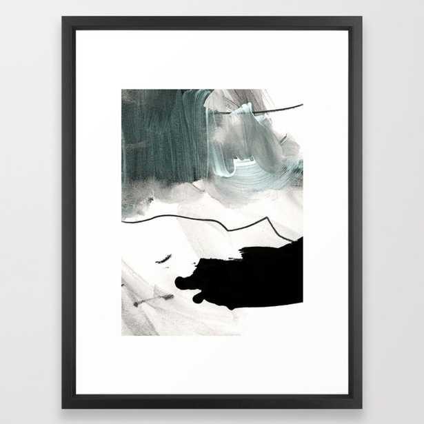 bs 4 Framed Art Print by Patternization - Society6