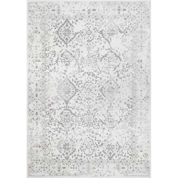 Youati Ivory/Gray Area Rug - Wayfair