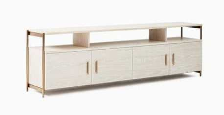 """Foundry Media Console, 81.5"""" - West Elm"""