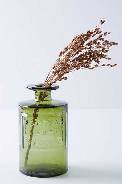 Blossom and Blooms Apothecary Jar - Anthropologie