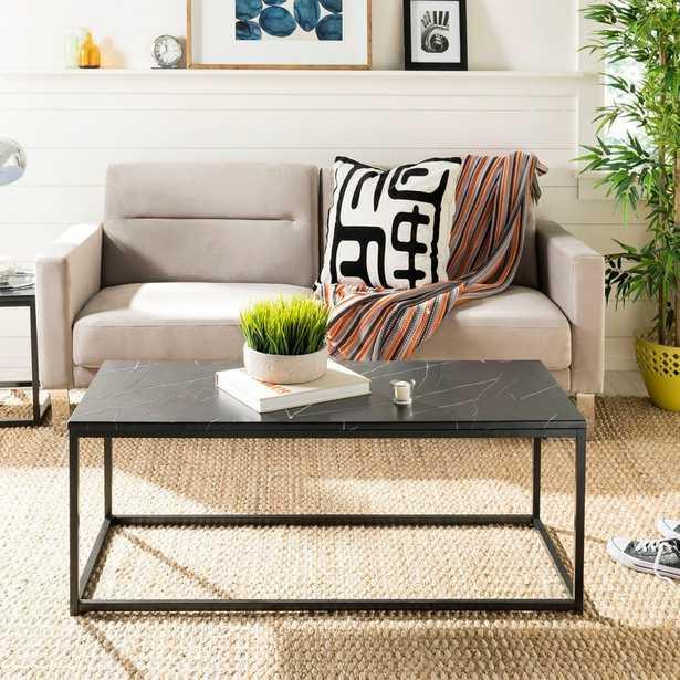 Dash Coffee Table, Black - Cove Goods