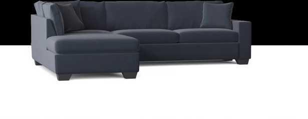 """Hannah 116"""" Left Hand Facing Sofa & Chaise - Wayfair"""