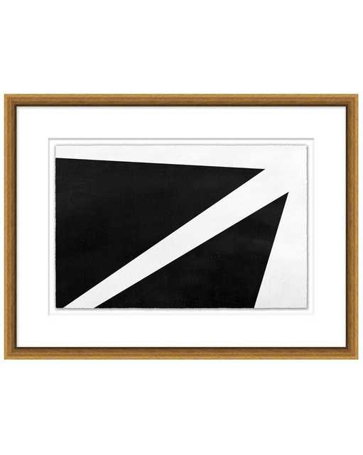 MID CENTURY SHAPES 3 Framed Art - McGee & Co.