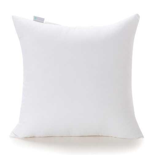 "Daria Soft Hypoallergenic Throw Pillow Insert_18"" x 18"" - Wayfair"