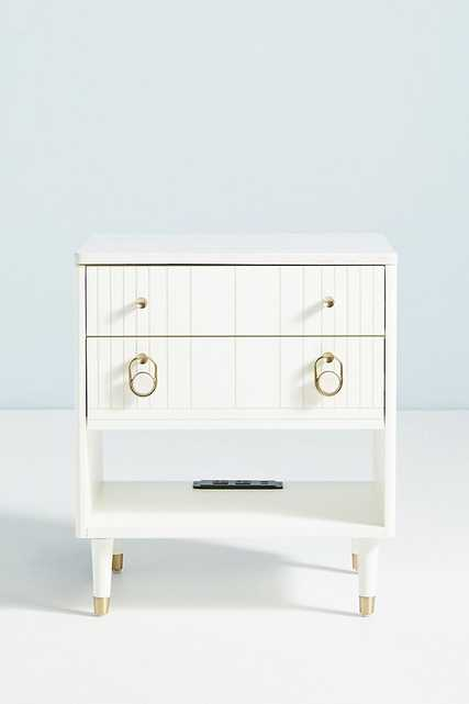 Marcelle Charging Nightstand - Anthropologie