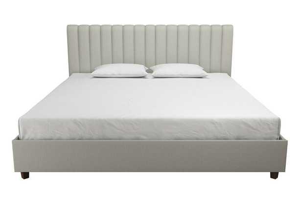 Brittany Upholstered Platform Bed - AllModern