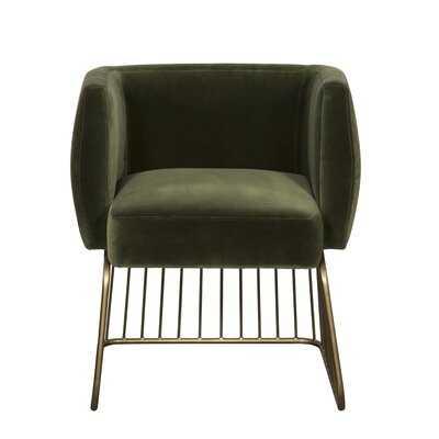 Mellon Upholstered Dining Chair - Wayfair