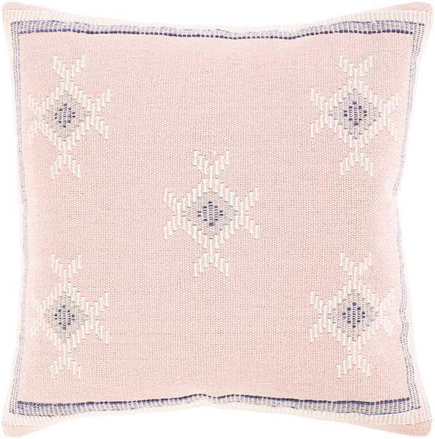 Malia Pillow Cover - Roam Common