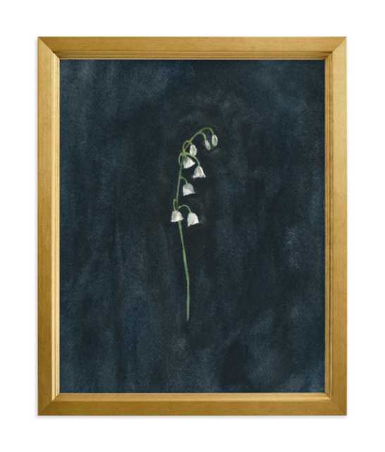 remember: lily of the valley - Minted
