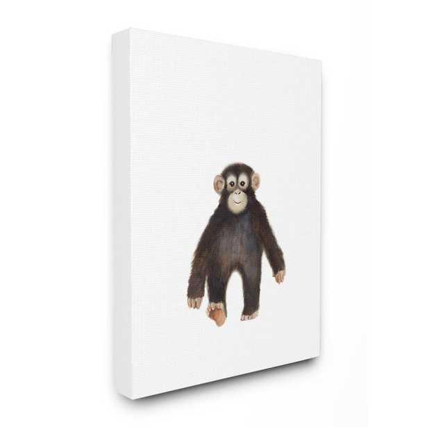 'Monkey Animal' Art - Wayfair