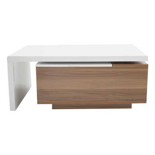 Alexandira Lift Top Coffee Table with Storage - Wayfair