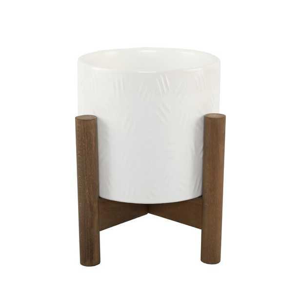 Benally Ceramic Pot Planter - Wayfair