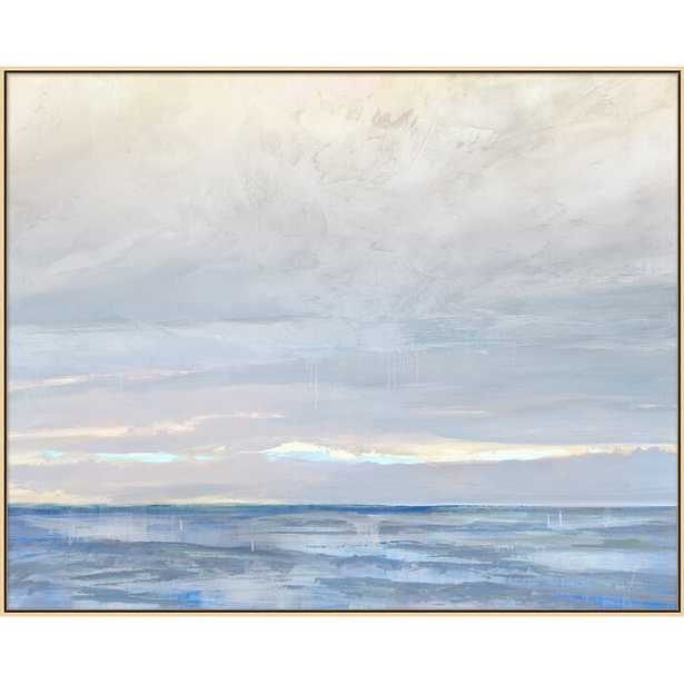 'WHERE SEA MEETS SKY' - PAINTING PRINT ON CANVAS - Perigold