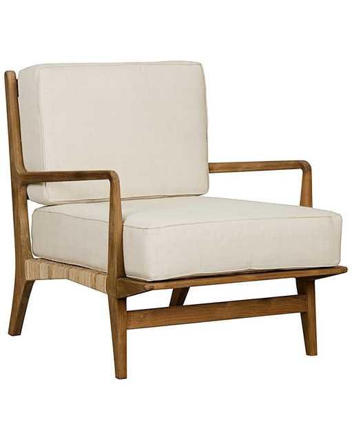 Arlo Chair, Ivory - McGee & Co.