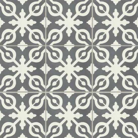 """Remy 8"""" x 8"""" Cement Field Tile- Price per Square Foot - Wayfair"""