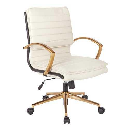Opheim Conference Chair- Cream - Wayfair