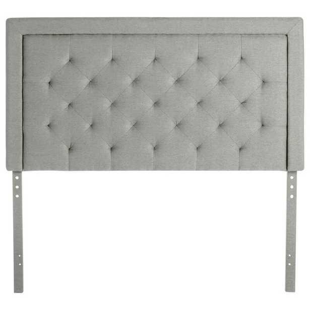 Felicienne Upholstered Panel Headboard - AllModern