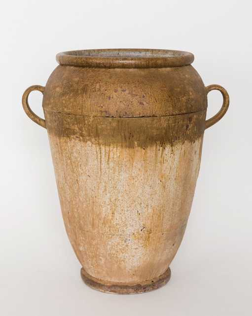 TWO-TONE WEATHERED VESSEL, LARGE - McGee & Co.