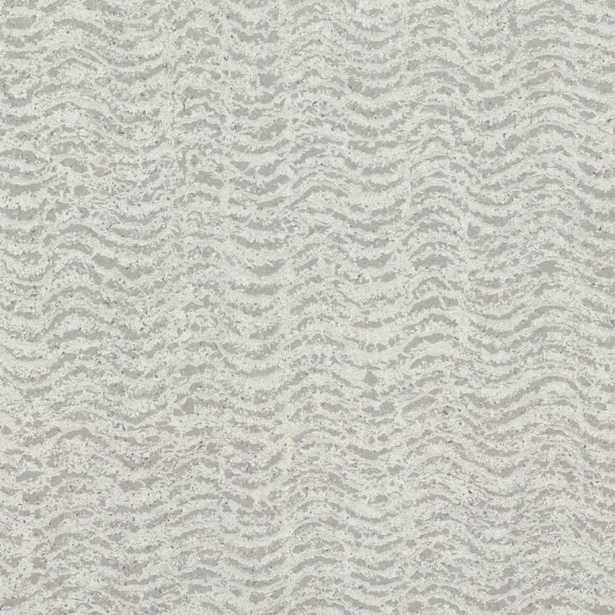 Reef Raised Stucco Unpasted Wallpaper - York Wallcoverings