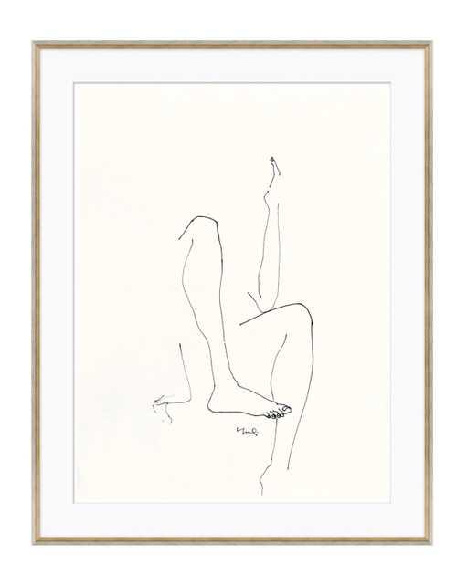 HIDDEN FIGURE Framed Art - McGee & Co.