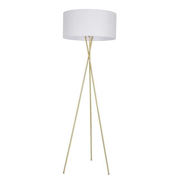 "Wisniewski 66"" Tripod Floor Lamp - Birch Lane"