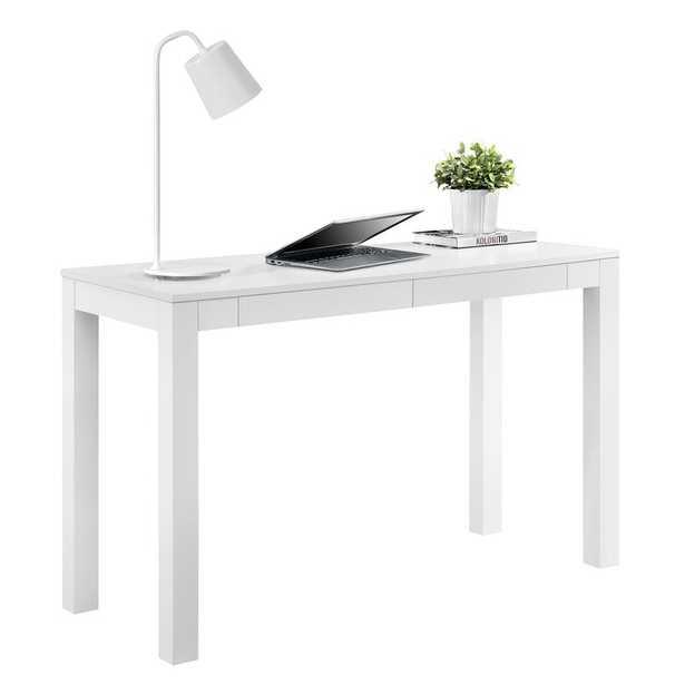 White Rickard Desk - Wayfair