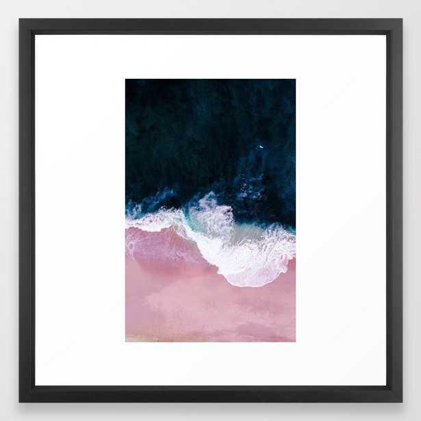 Dead Sea Framed Art Print by Clay & Sand - Society6
