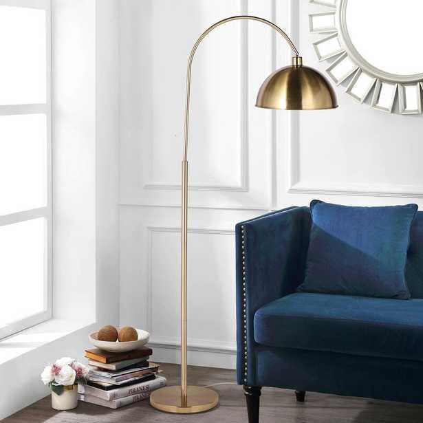 """Jordyn 66"""" Arched Floor Lamp - Wayfair"""