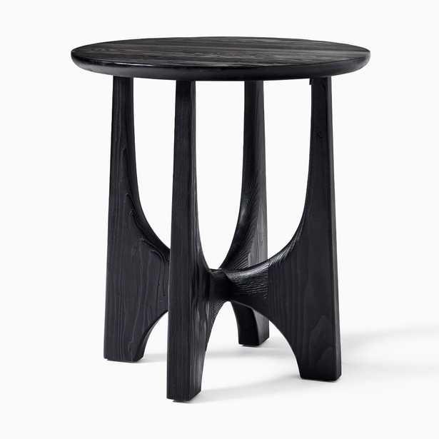 Tanner Solid Wood Side Table - West Elm