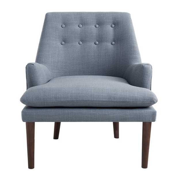 Carncome Armchair, blue - Wayfair