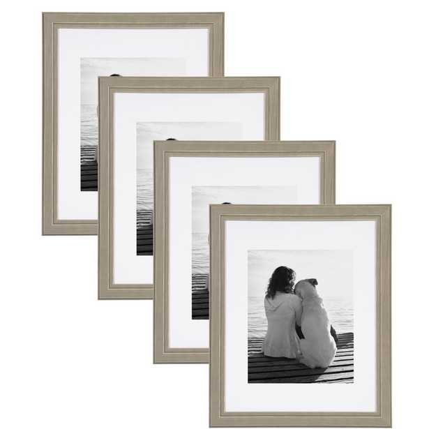 Loven Solid Wood Picture Frame / Set of 4 - Wayfair